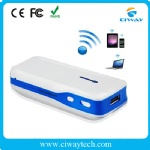 Power bank with 3G 4G WIFI router